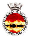 Battle of the Atlantic badge