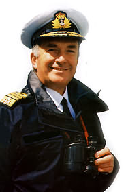Admiral Sir Alan West KCB DSC ADC.