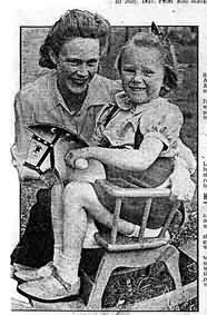 Peggy and daughter Ann