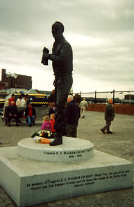 Johnny Walker memorial Liverpool.
