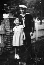 Erwin Prugel and niece