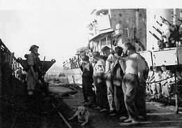 U39 prisoners at Kirkwall